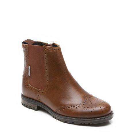 Girls Glenda Chelsea Boots, ${color}
