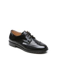 Girls Stingford School Shoes