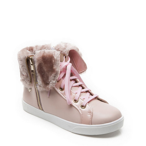 Zarina Fur Trainers, ${color}