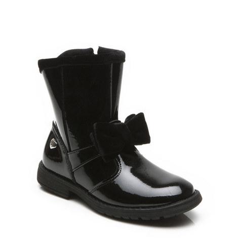 Girls Regal Boots, ${color}