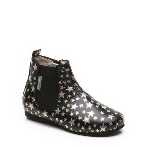 Girls Pluto Star Boots, ${color}