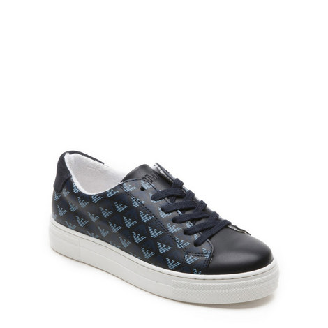 Lace-Up Trainers Boys ARM405514, ${color}
