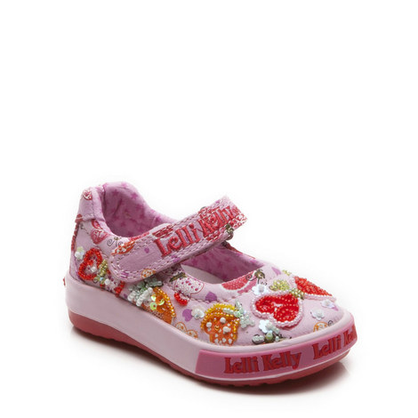 Papillion Dolly Shoes Toddler, ${color}