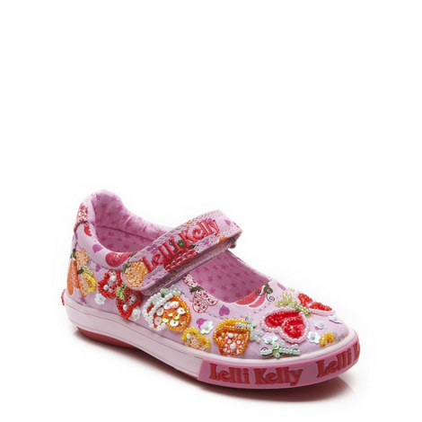Butterfly Dolly Shoes Toddler, ${color}