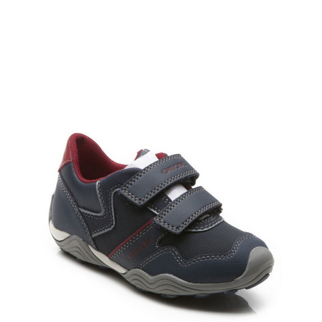 Arno Velcro Trainers Boys, ${color}