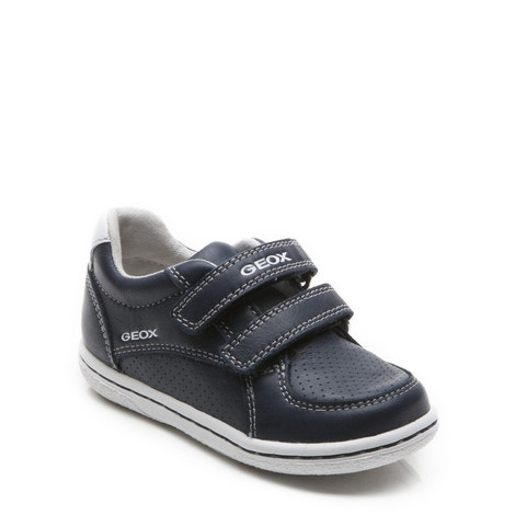Flick Velcro Trainers Boys, ${color}