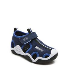 Mesh Bootie Sandals