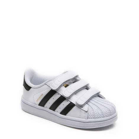 Superstar Velcro Trainers, ${color}