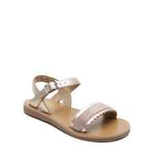 Plagette Shell Sandals