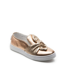 Saffy Knotted Slip-Ons