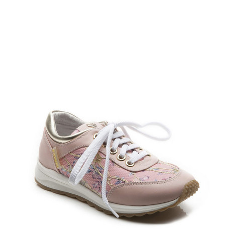 Silvia Lace Trainers, ${color}