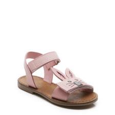 Flopsy Appliqué Sandals