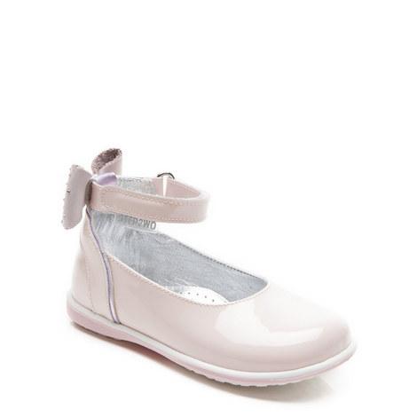 Zita Ankle Strap Ballet Pumps, ${color}