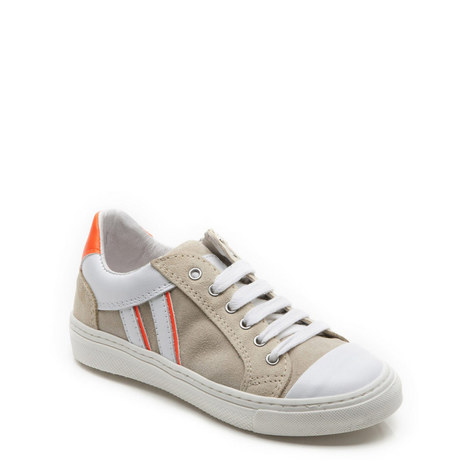 Space Panelled Trainers Boys, ${color}