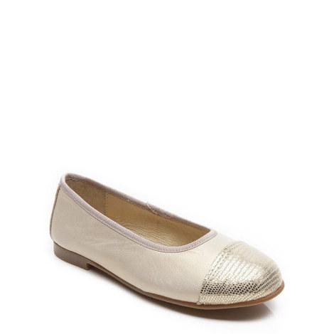 Sabbia Toecap Ballet Flats, ${color}