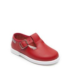 Sidney Unisex T-Bar Shoes