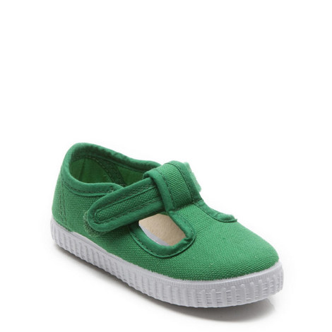 Mitch T-Bar Canvas Shoes, ${color}