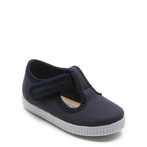 Mitch T-Bar Canvas Shoes, ${color}