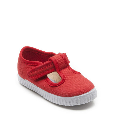 Mitch T-Bar Canvas Shoes Unisex, ${color}