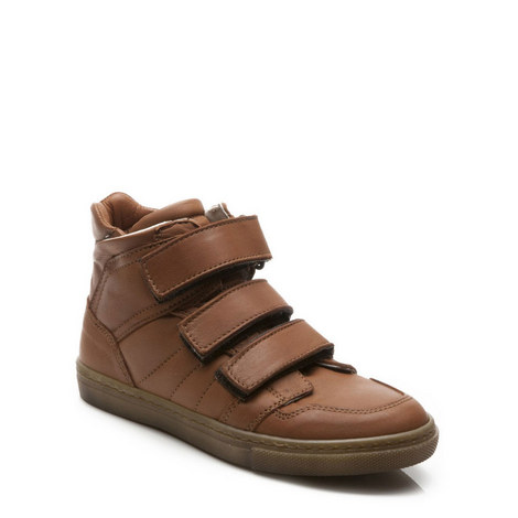 Simon High Top Trainers, ${color}