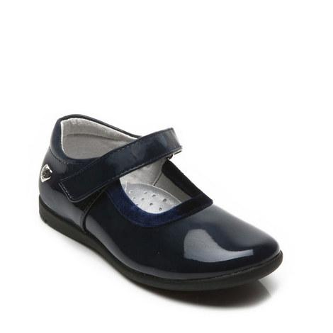 Girls Mary Jane Cesna Shoe, ${color}