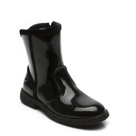Girls Reggie Boot, ${color}