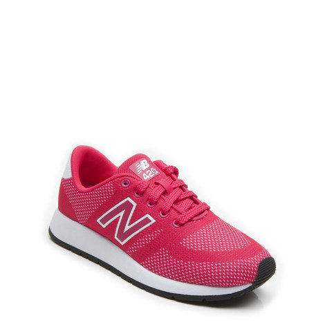 Girls 420 Lace Trainer, ${color}