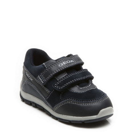 Boys Shaax Strap Trainer, ${color}