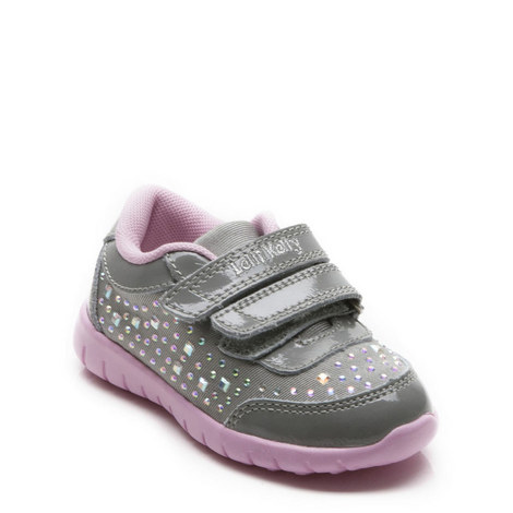 Eva Velcro Strap Trainers, ${color}