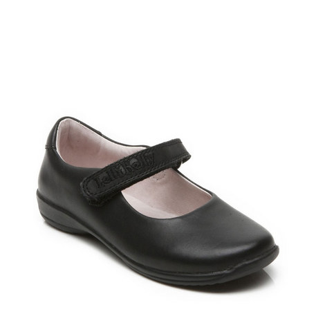 Girls Mary Jane School Shoes, ${color}