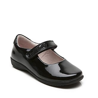 Girls Mary Jane School Shoes