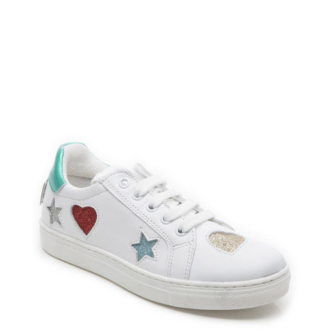 Kody Lace-Up Trainers, ${color}
