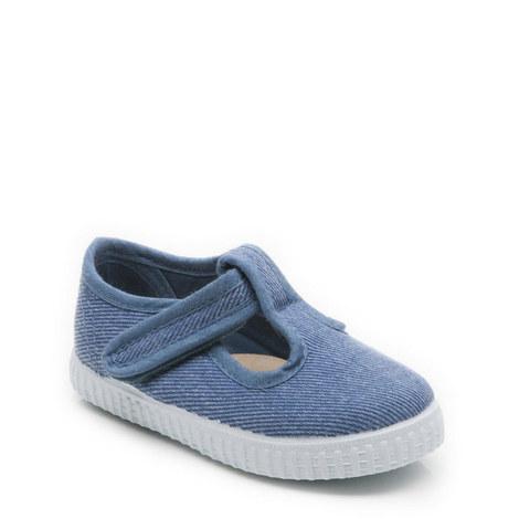 Mitch 2 T-Bar Canvas Shoes Unisex, ${color}