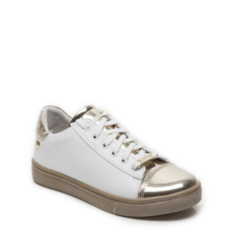 Coryn 2 Metallic Trainers, ${color}