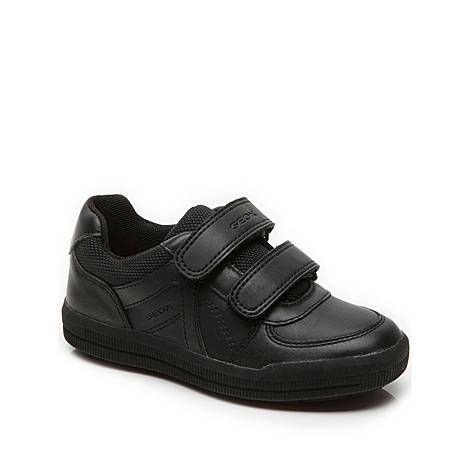 Double Strap School Shoes, ${color}