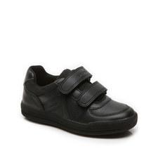 Double Strap School Shoes