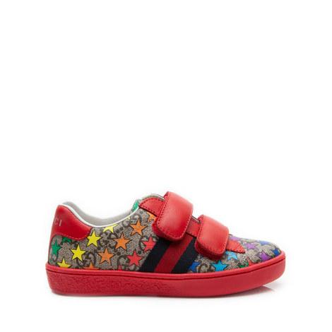 439b23f3f9d GUCCI Ace GG Rainbow Star Sneakers