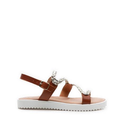 Lauren Woven Sandals, ${color}