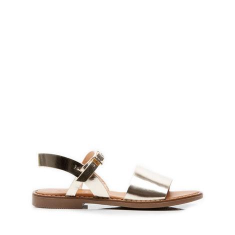 Katie Buckle Sandals, ${color}