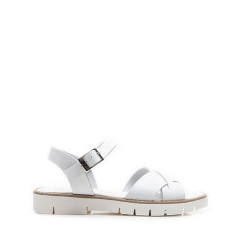 Carmen Buckle Sandals, ${color}