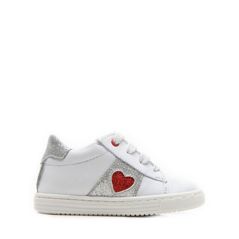 Heart Glitter Trainers, ${color}