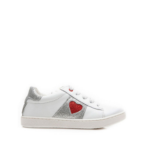 Heart 2 Glitter Trainers, ${color}