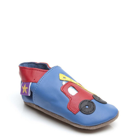 Fire Engine Slip-Ons, ${color}