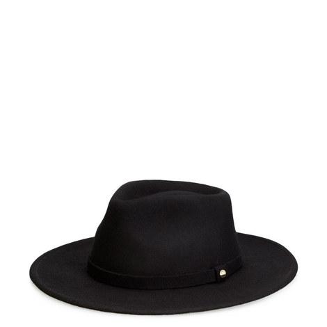Felt Fedora Hat, ${color}