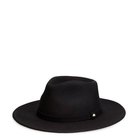 Felt Fedora Hat, ${color}