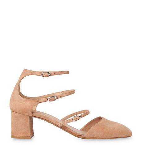 Montana Block Heel Mary-Janes, ${color}