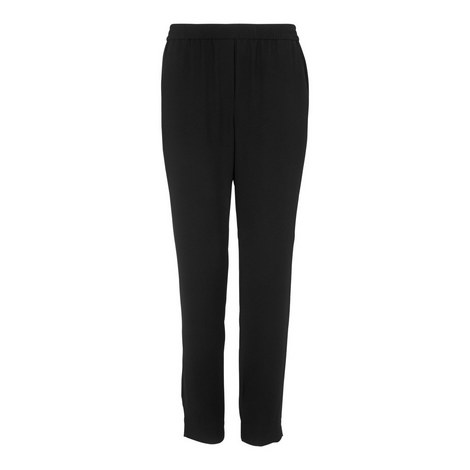 Elyse Crepe Trousers, ${color}