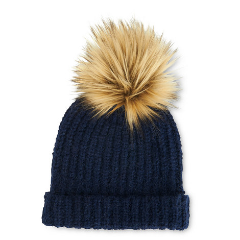 Knitted Pom Hat, ${color}