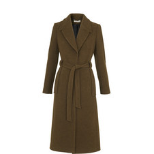 Evangeline Belted Coat