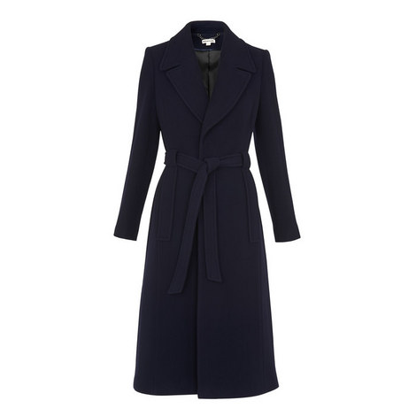 Evangeline Belted Coat, ${color}